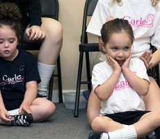 Learn about our Tiny Tots and Carle Cuties programs!